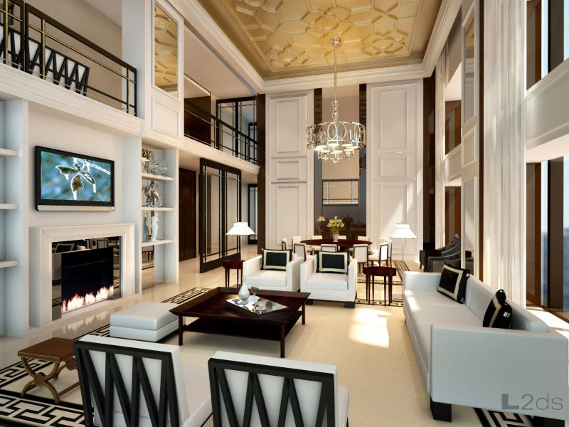Park Avenue luxury apartments_01-living room (6x8)